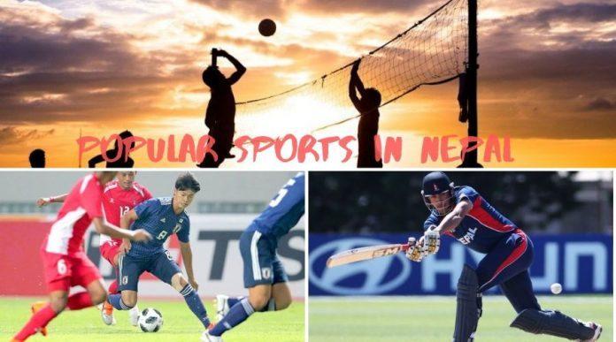 Sports of Nepal