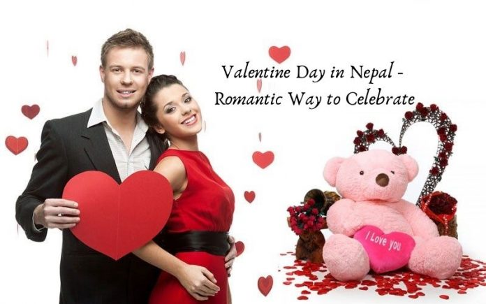 Valentine Day in Nepal